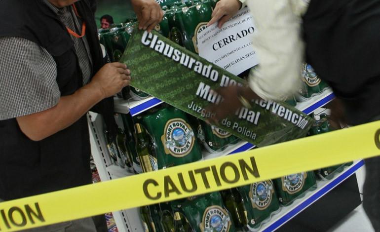 """Anuncian """"ley seca"""" este 15 de septiembre en el Distrito Central"""