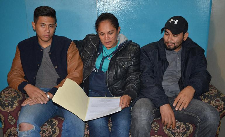 Familiares de los detenidos permanecían en las instalaciones de la jefatura número 7.
