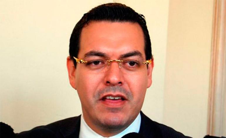 Carlos Madero.