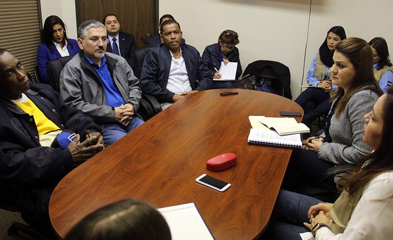 En el centro se velará por el respeto a los derechos humanos de los hondureños migrantes, sin importar su estatus migratorio.