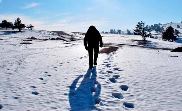 La leyenda del Yeti, el hombre de las nieves, tuvo su auge durante los años del nazismo (Istock)