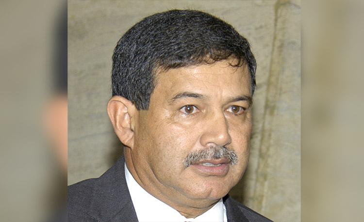 Fredy Santiago Díaz.