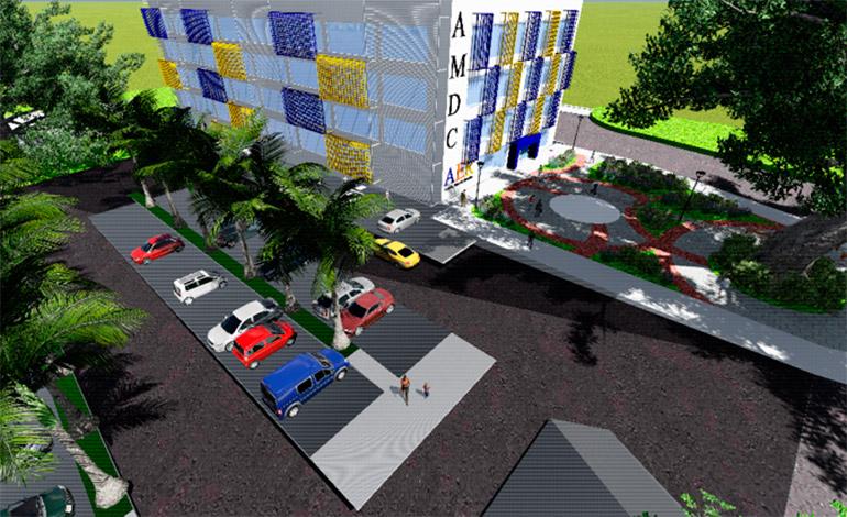 El edificio Atiende Entiende y Resuelve (AER) será construido en el plantel de la colonia 21 de Octubre.