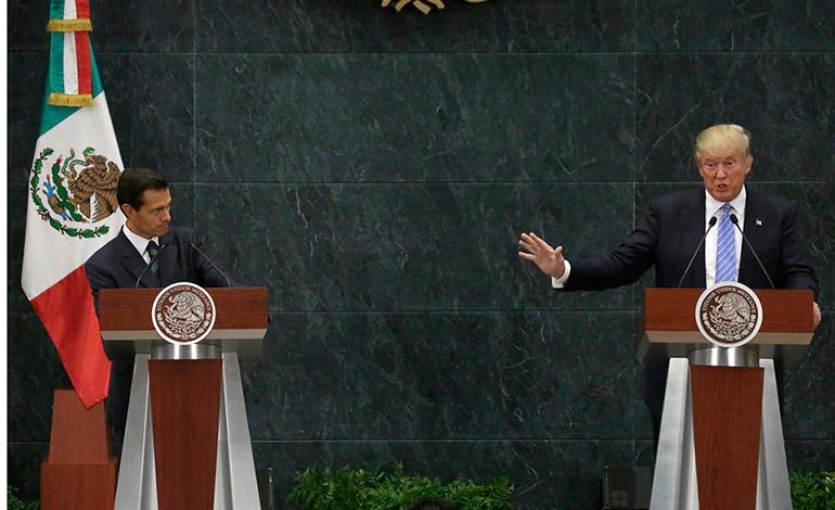México está a la expectativa de las medidas que pueda tomar el mandatario estadounidense desde el primer día.