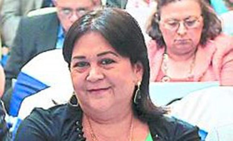 Selma Silva: Viceministra de asuntos gremiales.