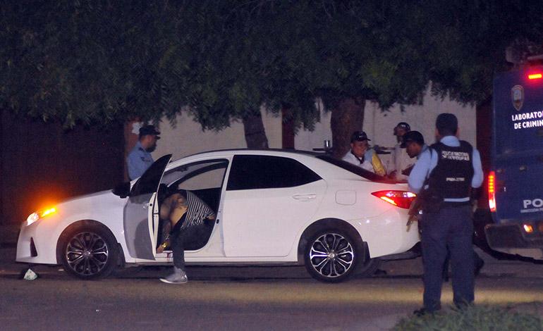 La Policía investiga si la muerte de Óscar Rolando Valladares Rodríguez tiene relación con la de su esposa.