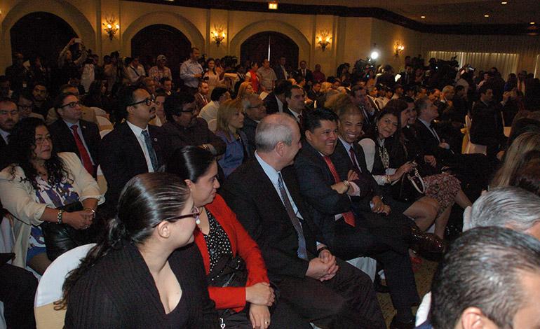Los representantes de diversos sectores aplaudieron la nueva etapa que se vivirá en el Poder Judicial.