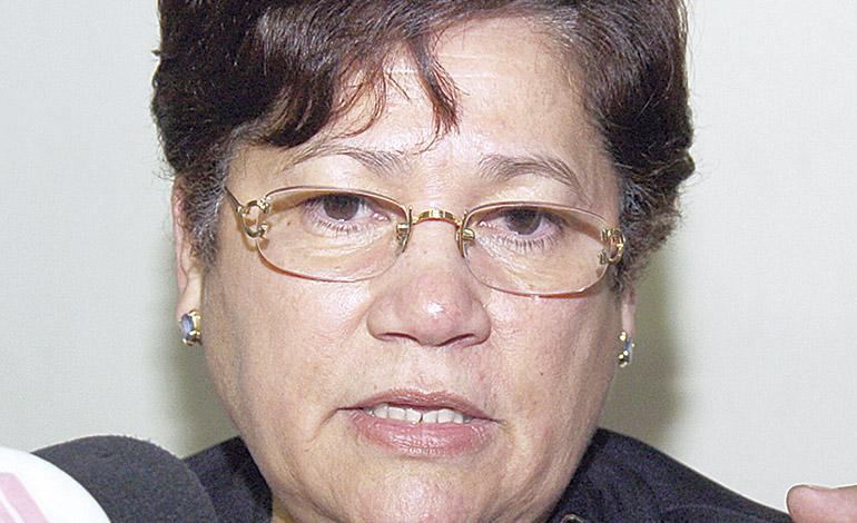 Vilma Morales.