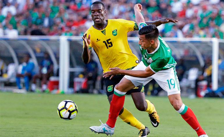 Jamaica elimina a México y es finalista de la Copa Oro