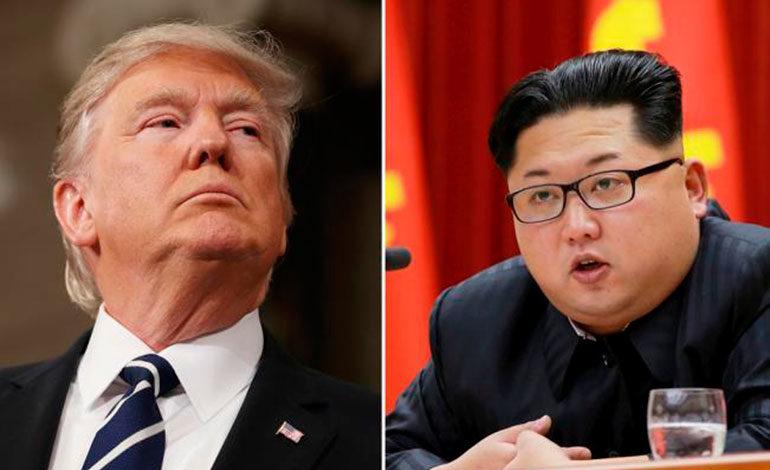 Nueva escalada verbal entre Trump y Kim por Corea del Norte