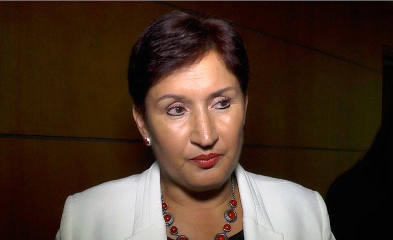 Thelma Aldana en jaque por competir por la presidencia en Guatemala