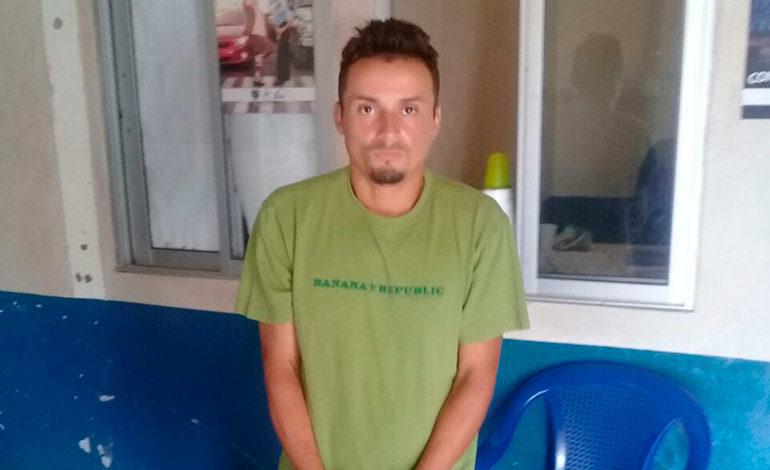 Detenido drogadicto por decapitar a campesino