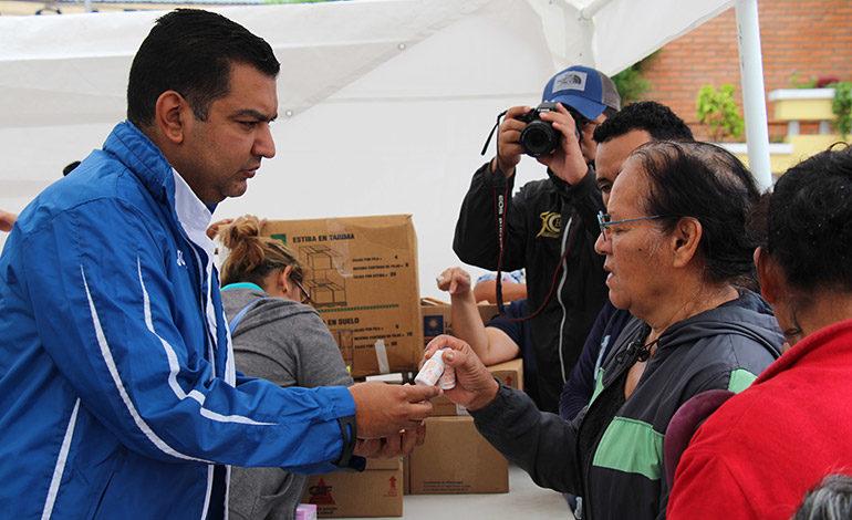Dos mil personas son atendidas en Feria de la salud en Siguatepeque