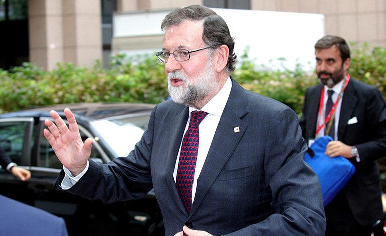 Rajoy tomará medidas para intervenir Cataluña