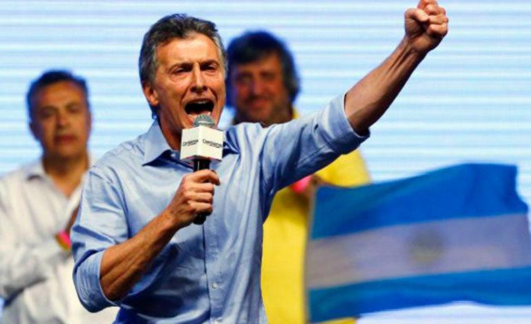 Macri anuncia que profundizará reformas en Argentina