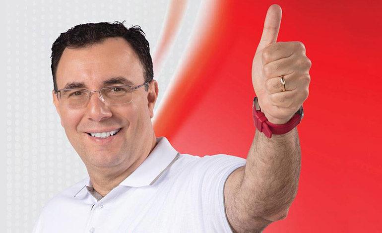 """Luis Zelaya: """"Aunque me favorezcan los resultados de  la transmisión del TSE no los voy aceptar"""""""