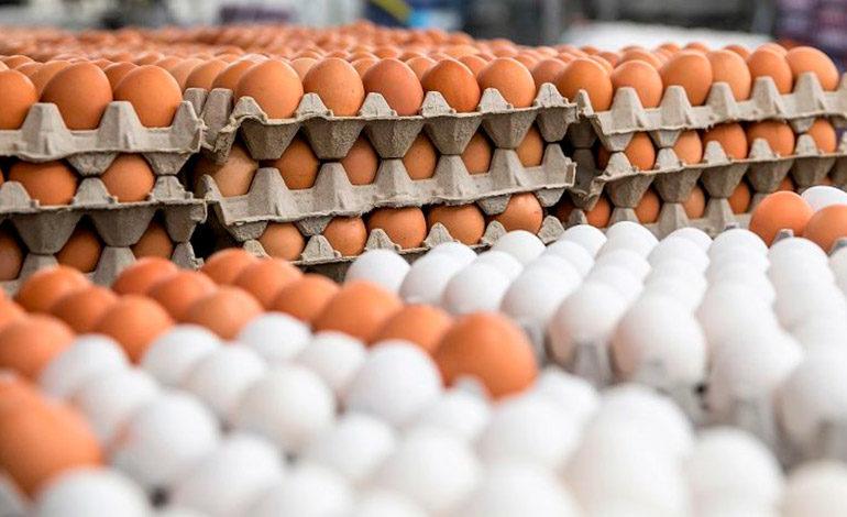En ferias El Lempirita, cartón de huevo mediano se mantiene a 60 lempiras