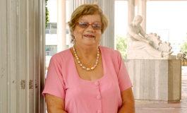 Doris Gutiérrez una de las sobrevivientes de las elecciones