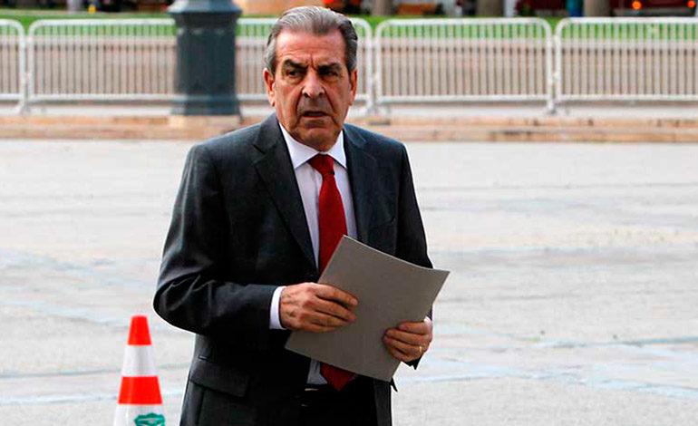 Chile: Operan a expresidente Frei