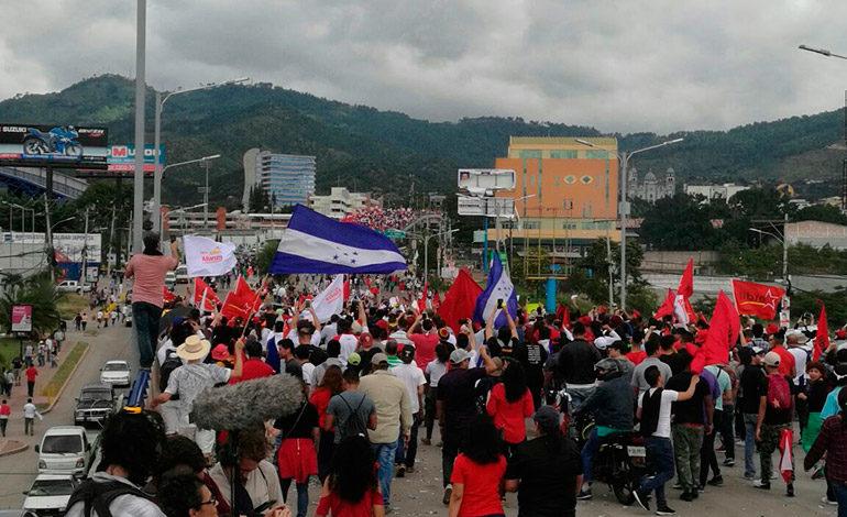 Continúa proceso de impugnaciones y oposición llama a movilización nacional