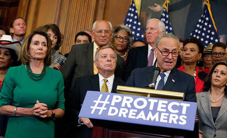 Senado votará sobre DACA en enero