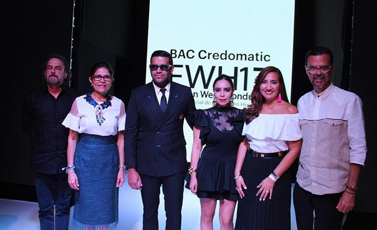 SEMANA DE LA MODA. Una de sus últimas participaciones públicas fue durante la celebración de la Semana de la Moda en Honduras.