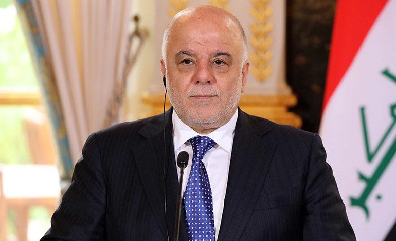 """El primer ministro iraquí anuncia """"el final de la guerra contra el EI"""" en Irak"""