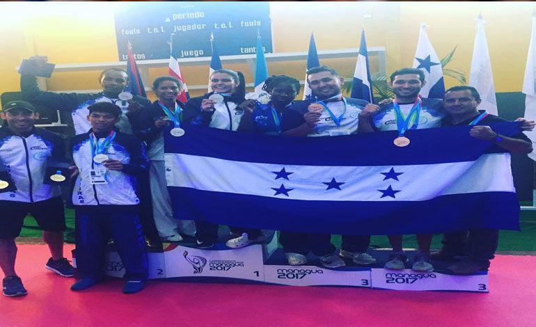 Lucha, pesas y taekwondo los deportes más destacados en Juegos Centroamericanos