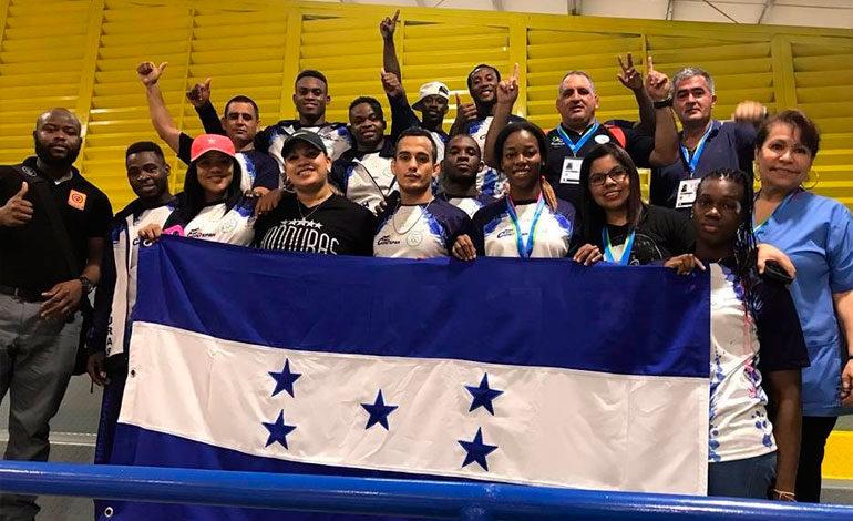 Atletas hondureños ahora ponen la mente en Juegos de Barranquilla