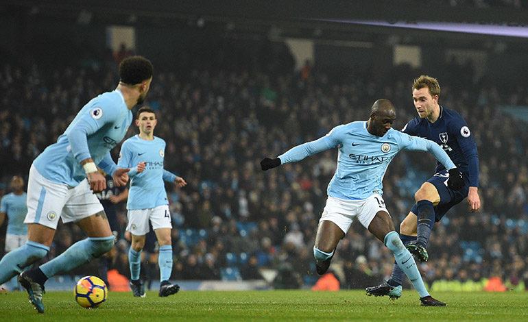 El City pasa por encima del Tottenham (4-1) y da otro golpe a la Premier League
