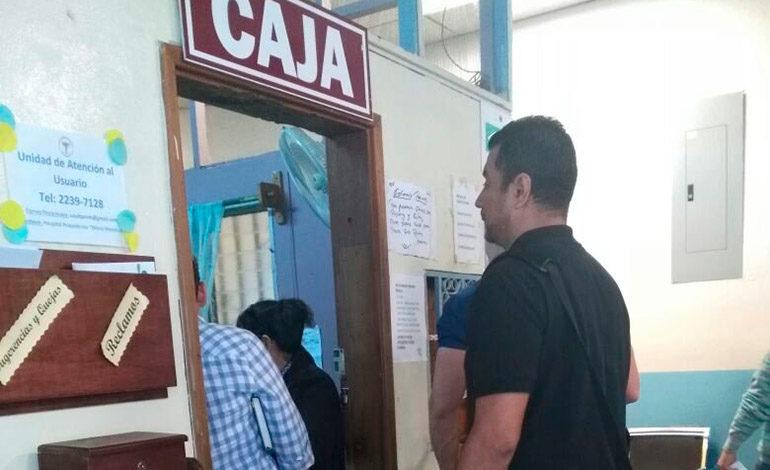 Hospital Mario Mendoza: Recibos sin numeración facilitaron a empleada malversar L300 mil