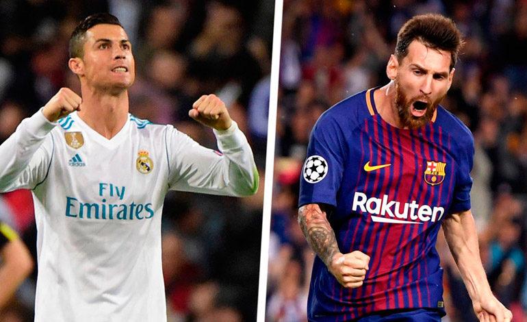 Messi y Ronaldo, el colofón a dos carreras de leyenda pasa por Rusia