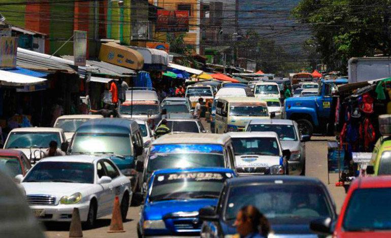 Mora en matrícula vehicular supera los 200 millones