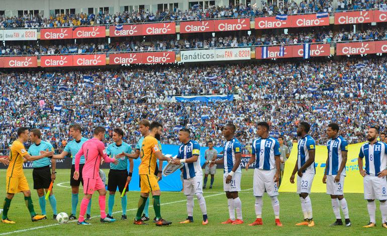 Nueve selecciones quieren jugar contra Honduras