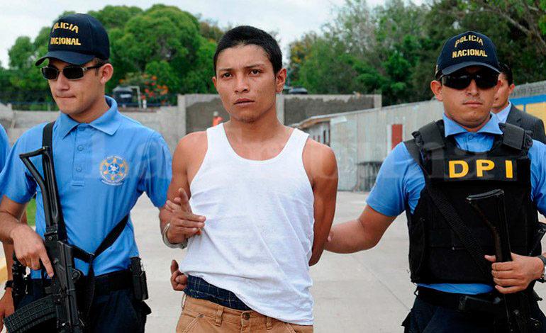 Piden 236 años de cárcel para pandillero de la 18 que ultimó a siete personas