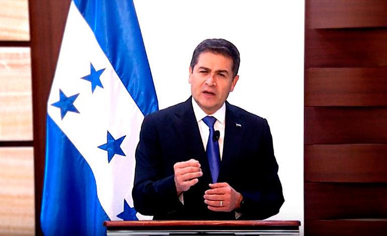 Hernández llama a un consenso nacional que permita trabajar en un nuevo país