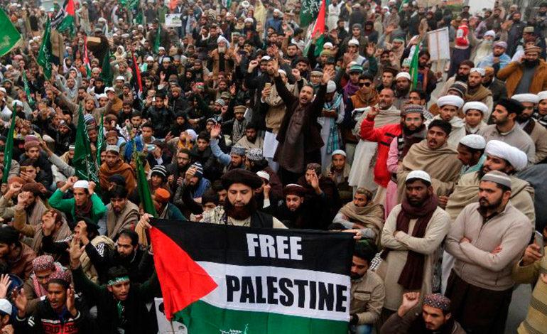 Países musulmanes reconocen Jerusalén Este como capital del Estado palestino