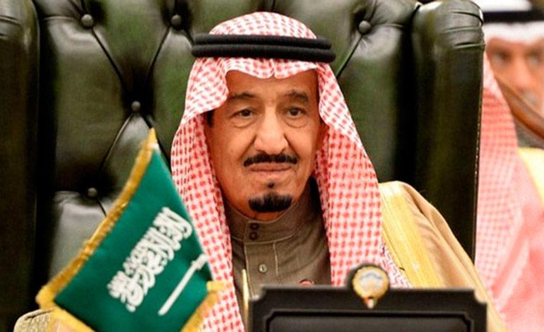 Rebeldes lanzan misil iraní contra palacio del rey Salman de Arabia
