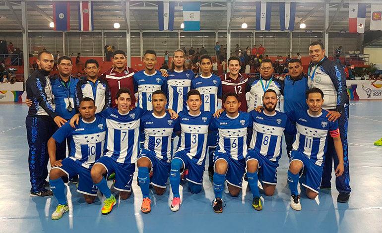 Honduras vence a Nicaragua en Futsal