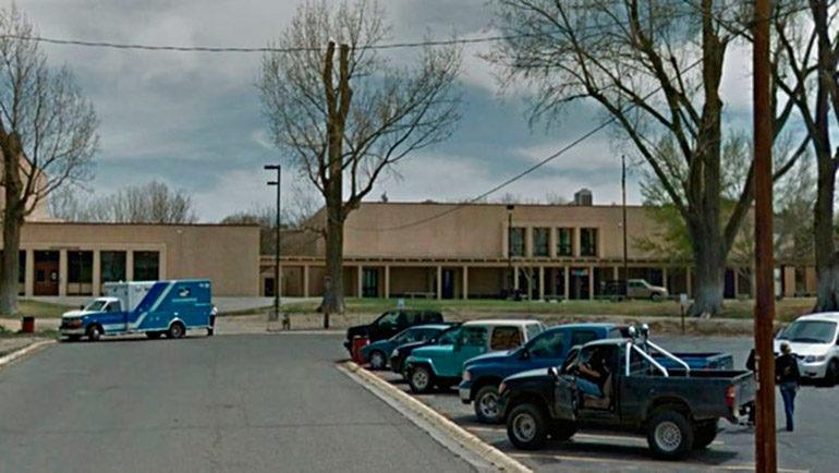 Unos tres muertos en un tiroteo en una escuela en Nuevo México (EE.UU.)