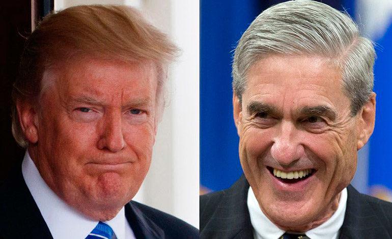Mueller presentó su informe sobre la trama rusa al fiscal general de EEUU