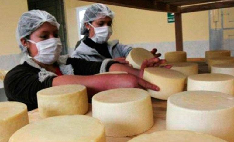 Productores desautorizan alza a productos lácteos