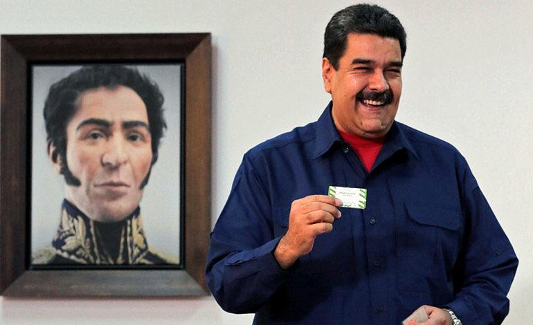 Maduro dice que el chavismo es transparencia y libertad