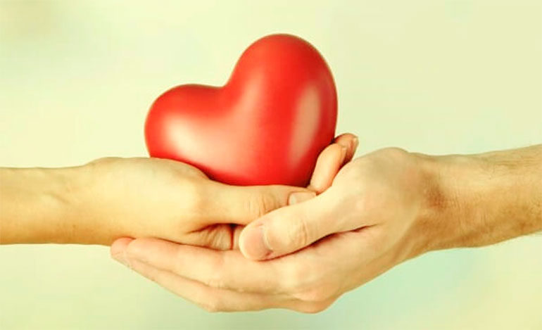Relaciones afectivas: Donantes y tomadores