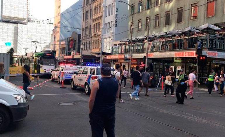 Australia: Dos detenidos tras el atropello 15 personas