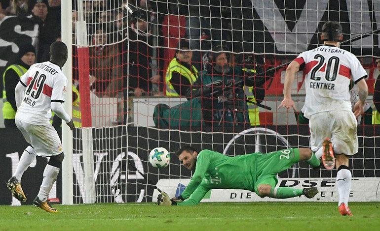 Bayern se escapa todavía más como líder gracias a su arquero Ulreich