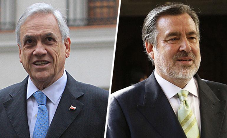 Chile: Piñera amplia ventaja a ocho puntos sobre Guillier