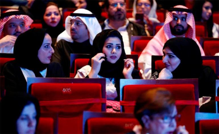 Arabia Saudita reabrirá los cines tras 35 años de prohibición