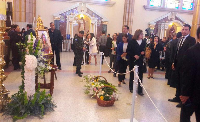 La conmovedora carta de Maribel Lieberman al presidente Hernández