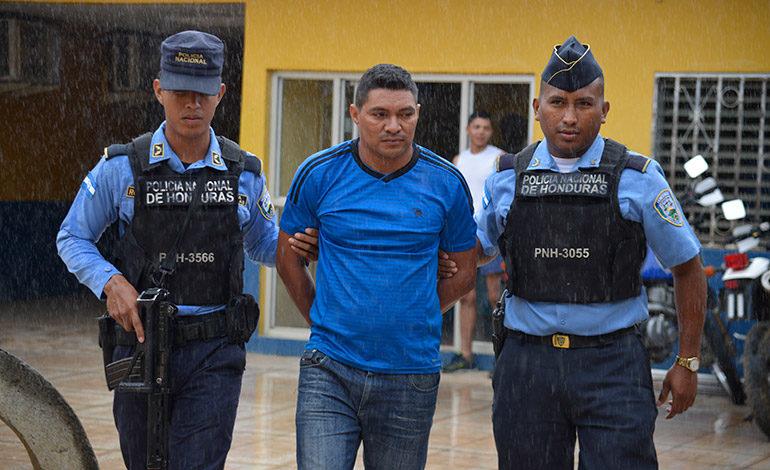 Detenido uno de los delincuentes más buscados de Honduras